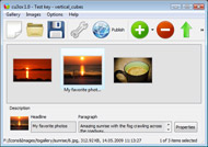 Automatic Slideshow Maker Using Flash