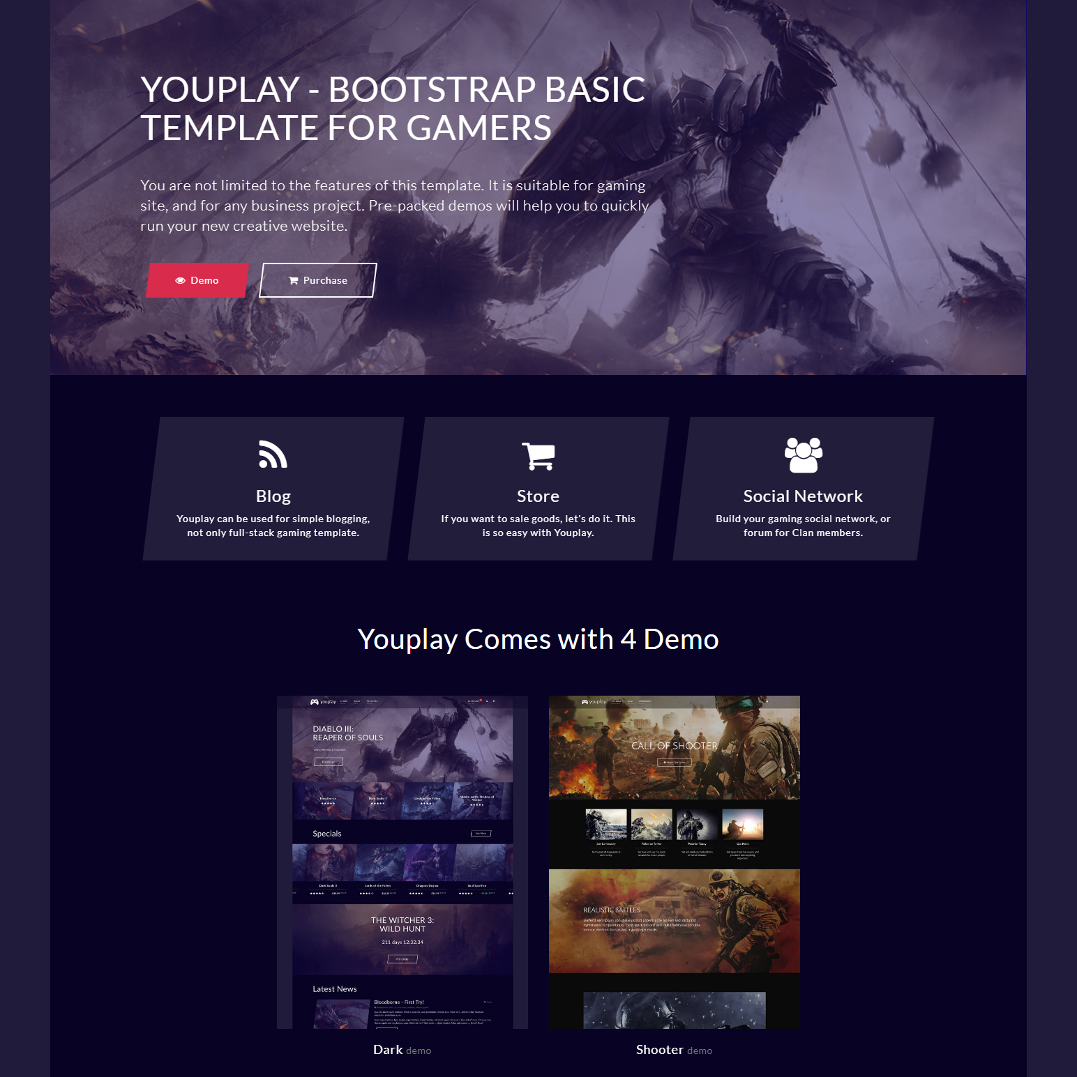 CSS3 Bootstrap Basic Themes