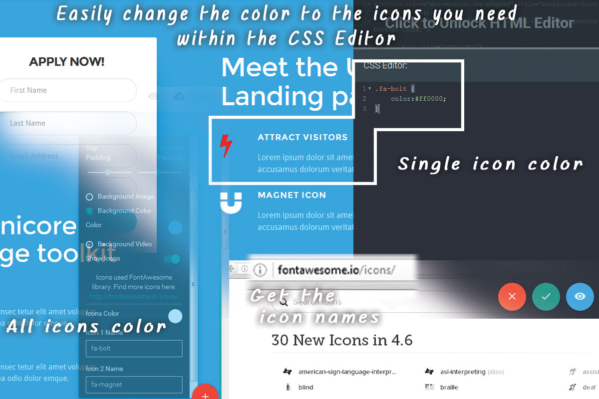 Premium Bootstrap CSS Theme