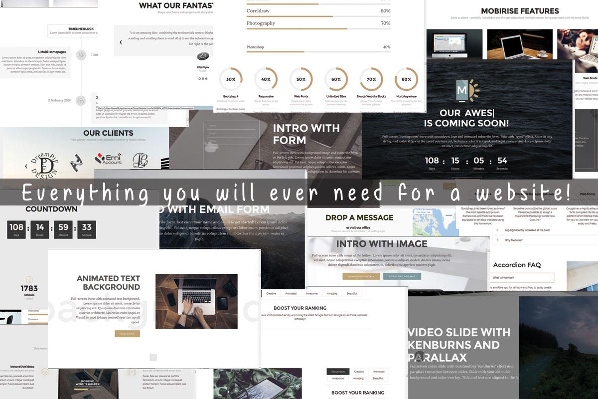 Free Responsive Web Site Creator Software