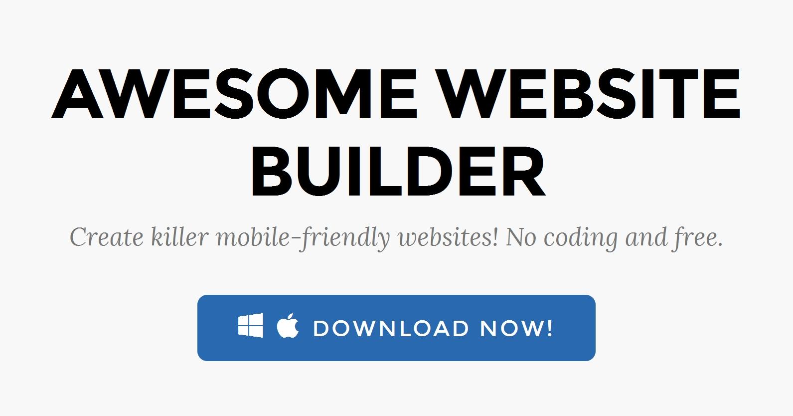 Easy Website Design Software