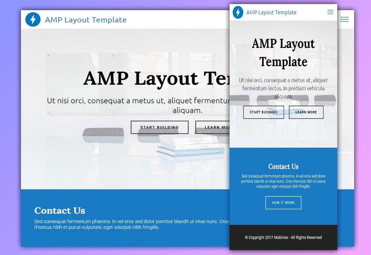 AMP Layout