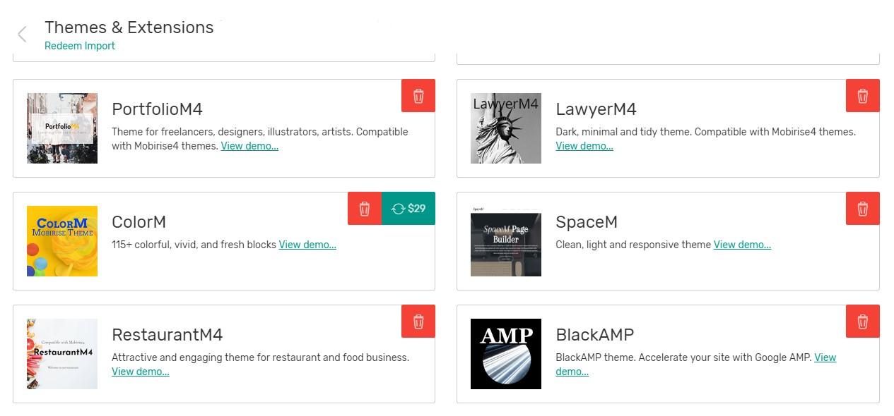 Bootstrap Website Maker
