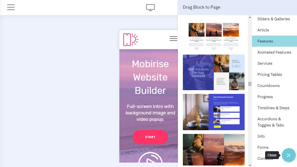best website builder software