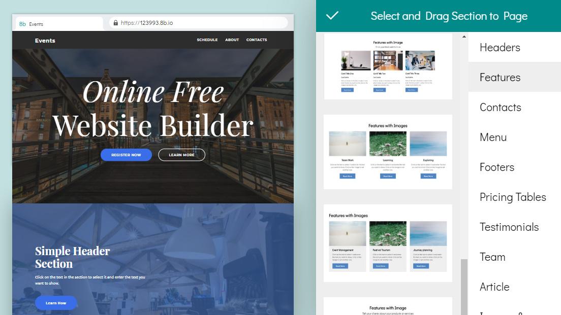 best free website maker